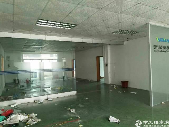坑梓工业区新出二楼1300平米,带装修出租