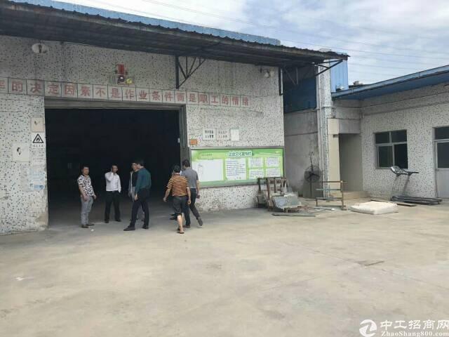 龙岗独院钢结构厂房7000平米招租