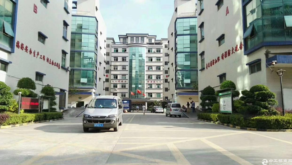布吉上李朗工业区4楼厂房1800平出租