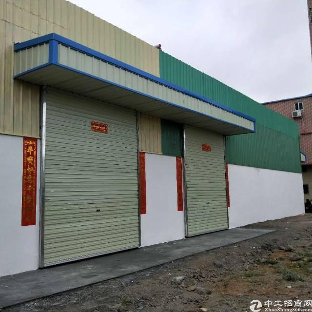 原房东钢构1300平米