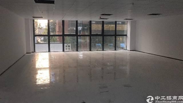 龙华新区明治新出288平方精装修写字楼靠近深圳北站梅林关口