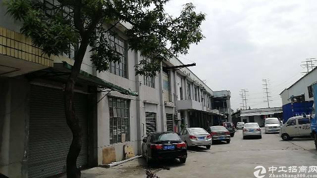 高埗镇高埗大道旁独院标准厂房2楼带电梯