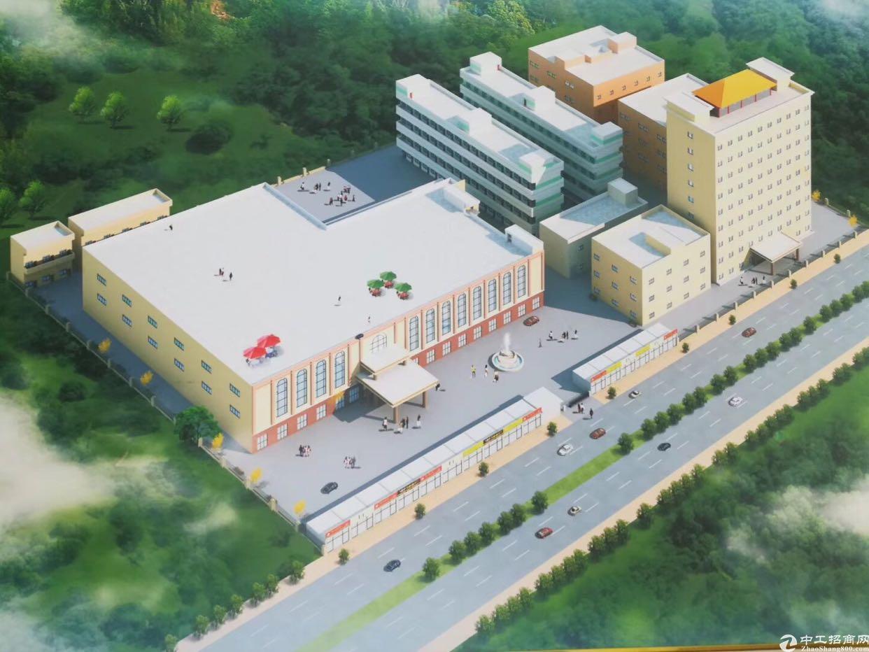 东莞石碣高步全新厂房500-3000平米