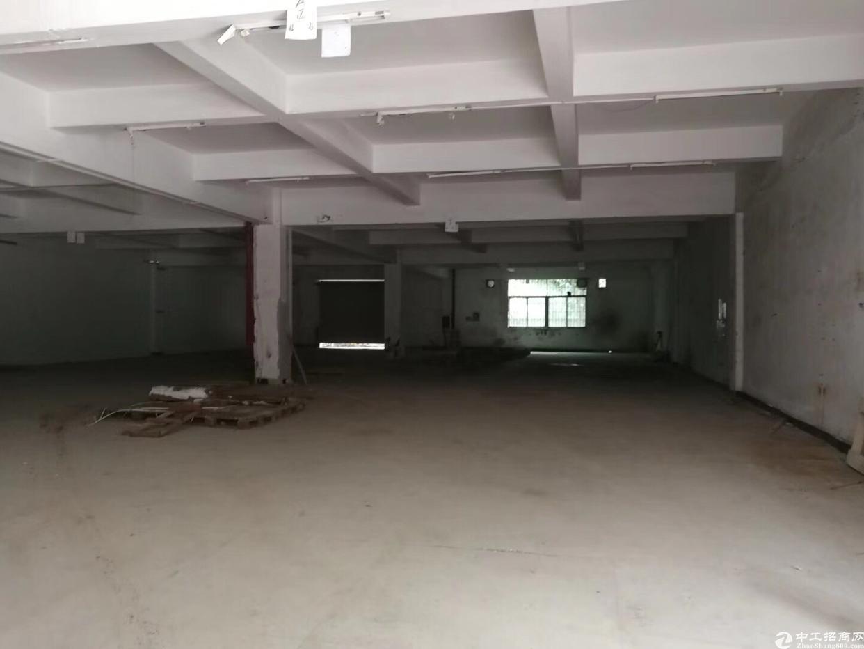 布吉李朗一楼厂房720平出租
