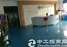 福永宝安大道边楼上整层2200平米豪华装修低价转租