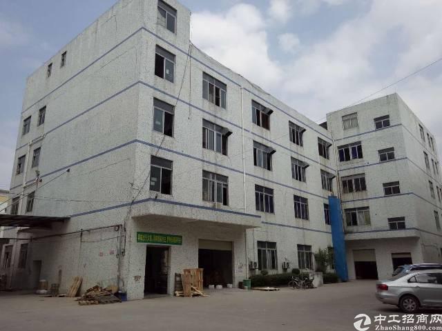 坑梓龙田工业园内楼上650平带精装修地坪漆办公室消防喷淋