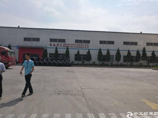 大朗镇4000平大型钢构招租