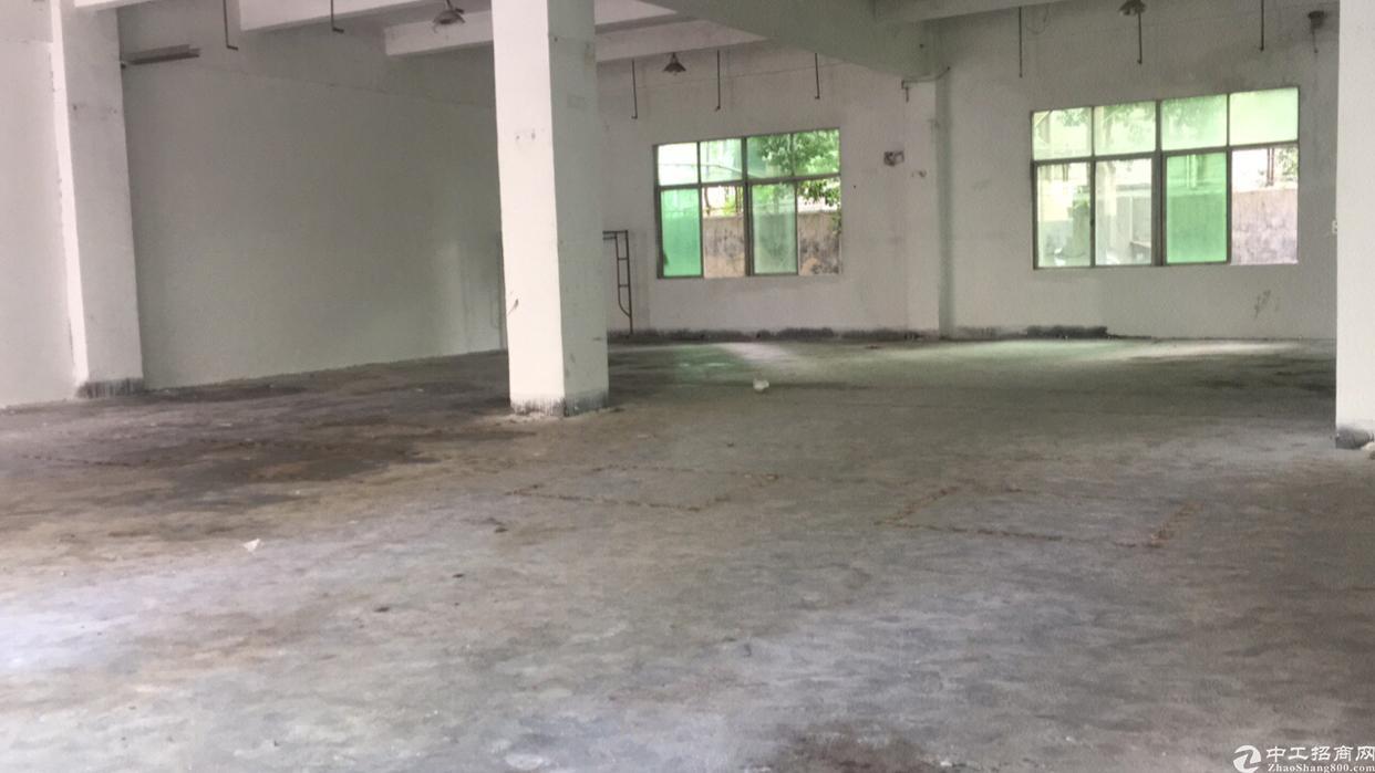 观澜小面积280平小加工厂房招租