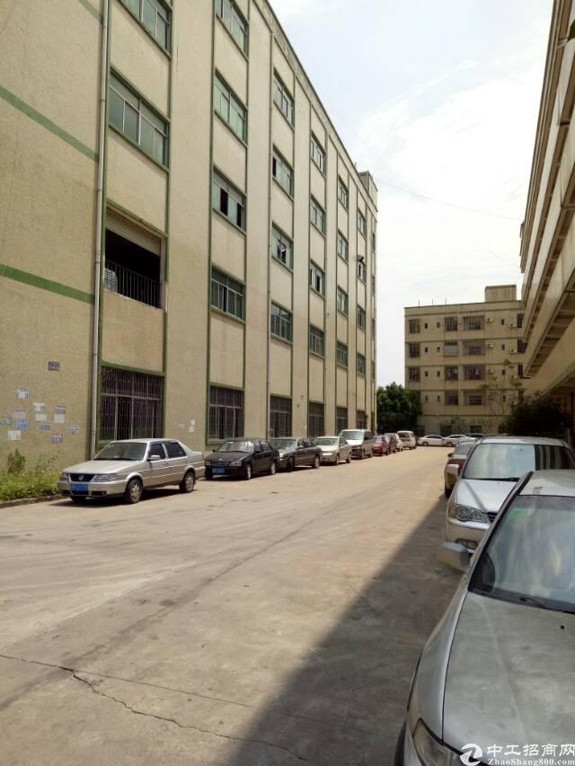 坑梓龙田大型工业园分租三楼带装修厂房2200平方-图2