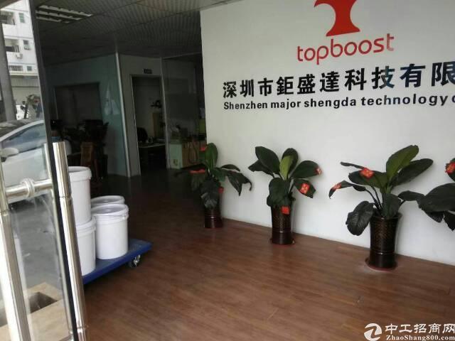 平湖华南城附近精装修一楼厂房招租