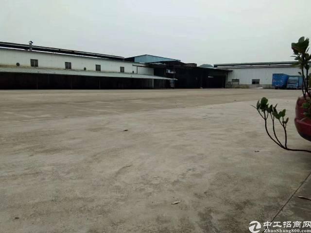 深圳宝安区独院物流厂房出租12000平