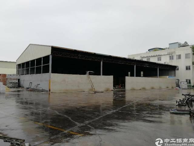 高埗单一层厂房16000平方可分租