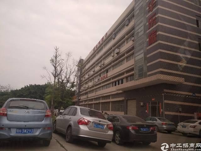 沙井大王山新出重工业厂房一二楼各3200平方带装修