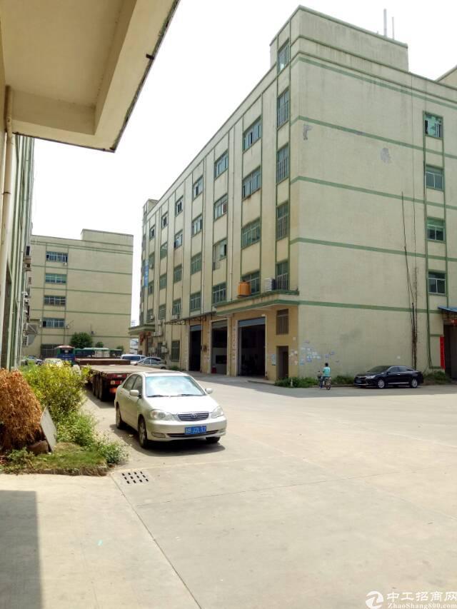坑梓龙田大型工业园分租三楼带装修厂房2200平方-图7