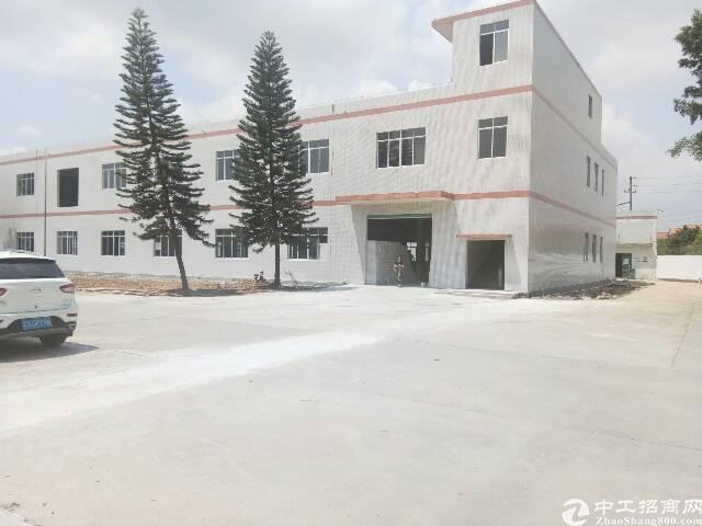 清溪镇高速出口标准厂房出租