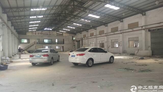 观澜观光路旁新出独院钢构2000平方厂房出租