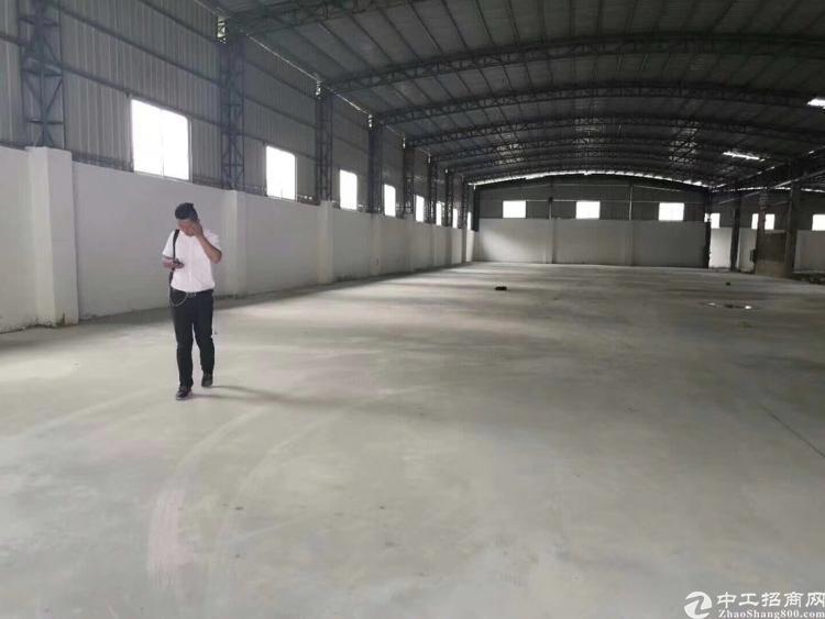 龙岗新出带环评证钢构厂房3000平方米出租