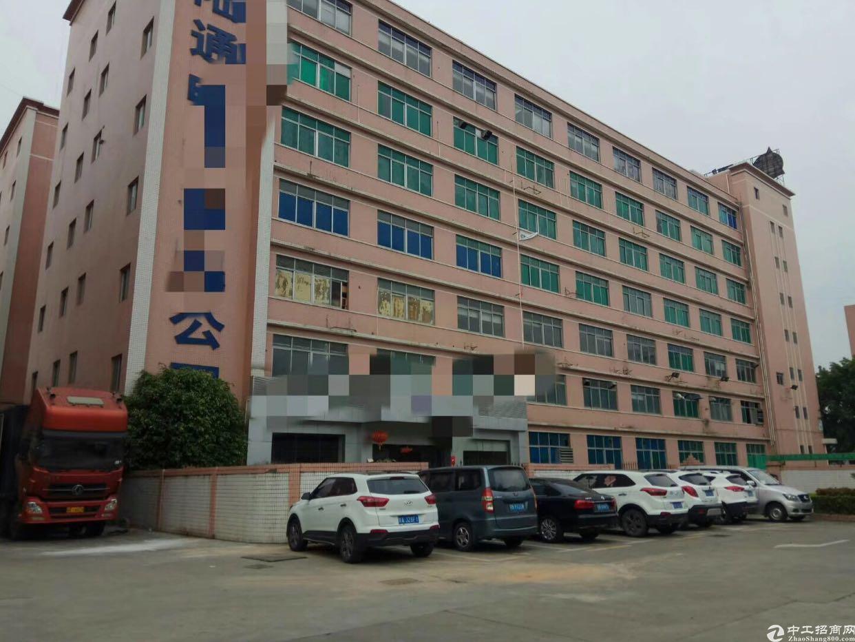 西乡固戍独门独院1到7层12600平米厂房出租