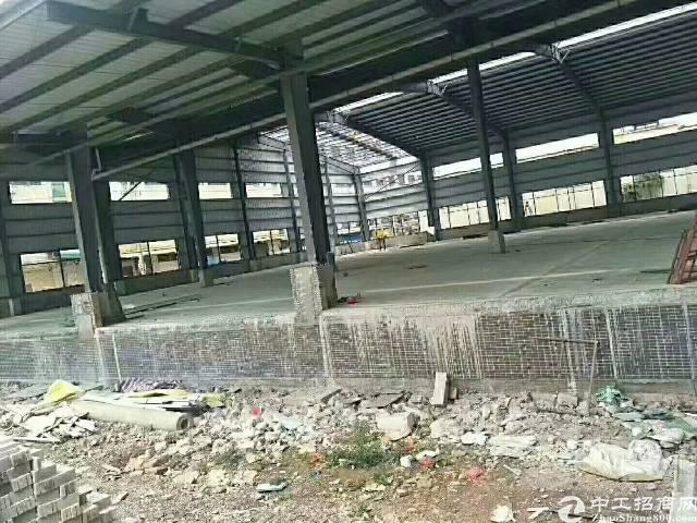 福永凤凰钢构厂房7000平方