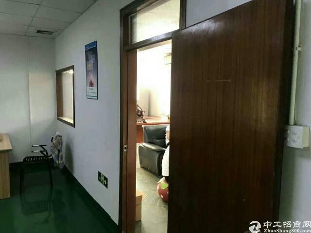 清溪镇出租带地坪漆500平方厂房