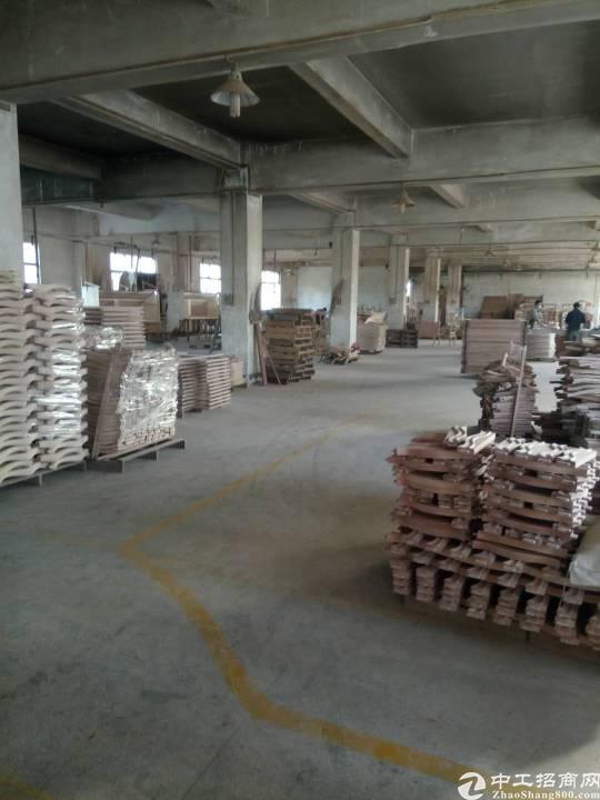 (出租)坪山新区六联原房东独院厂房3384平可分租