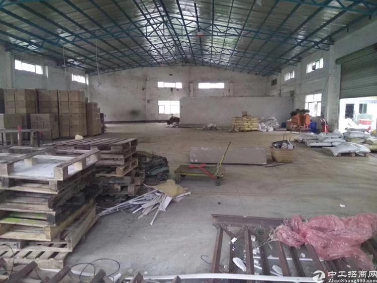 惠阳秋长新出原房东钢构2300平米厂房出租