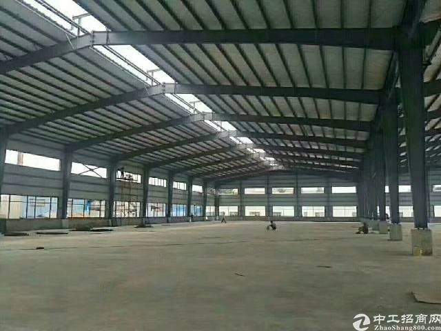 福永107国道边上新出钢构800平米