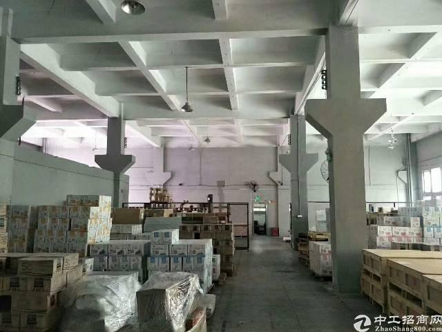 沙井大王山独门独院厂房招租