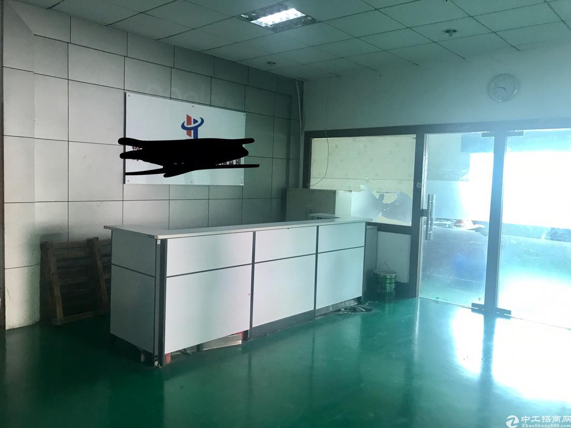 福永新和大型工业新出二厂房700平方水电齐全出租
