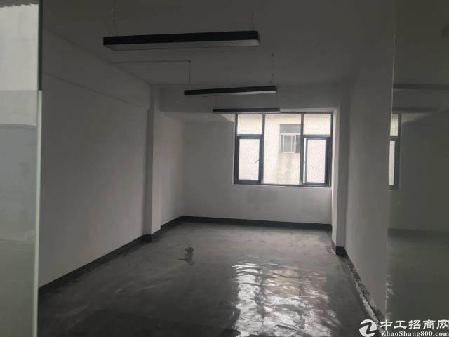 沙井后亭地铁站附近新出办公楼50平起租