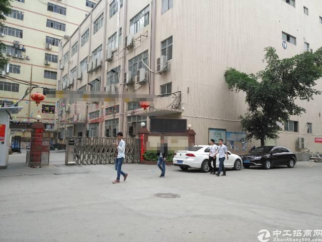 沙井   宝安大道旁独院厂房5200平米出租
