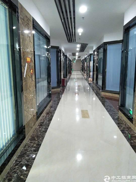 沙井地铁口高端写字楼200平米起租