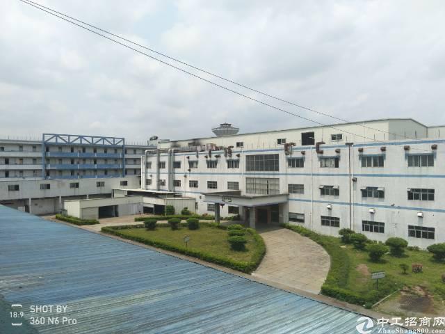 东莞市清溪镇独院独栋厂房(可分三个院子)