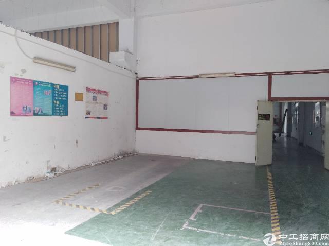 沙井共和新出一楼六米高1250平米厂房出租