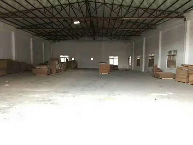 横岗四联社区新出独院钢构带精装修厂房无需转让费出租