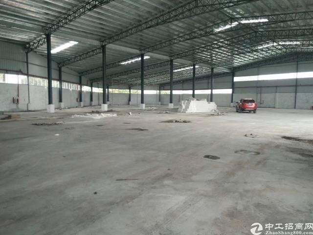 坑梓独院钢构厂房出租3300平