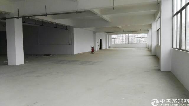 龙岗中心城3楼标准厂房精装修1000平出租