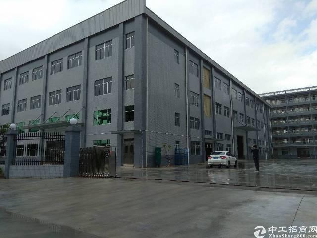 常平镇标准厂房5600平方出租