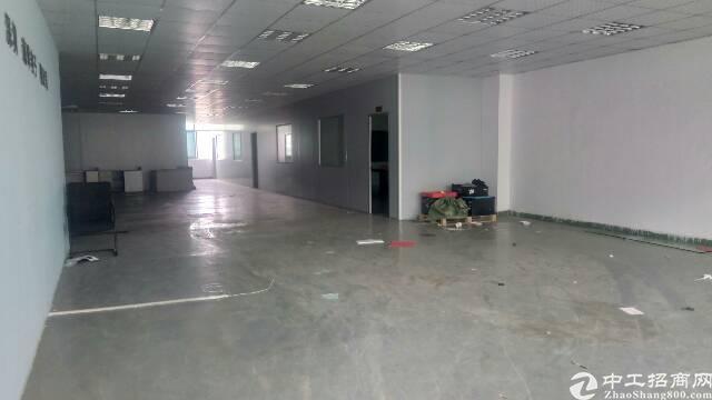 长安镇沙头新出楼上600㎡带装修厂房招租