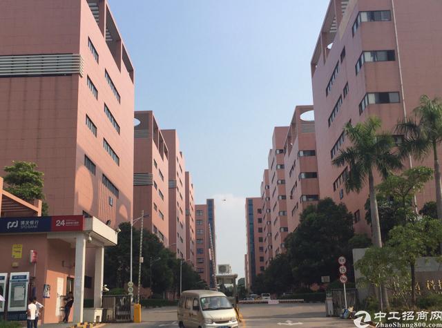清溪从广深高速口原房东3000平米大型科技园厂房出租