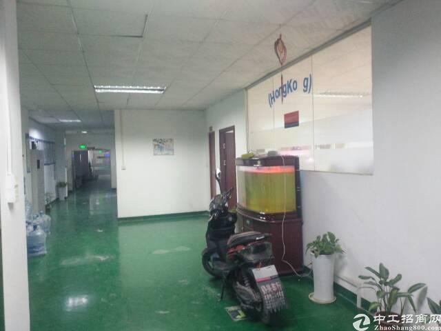 福永凤凰新出3楼700平方带装修机械加工厂房