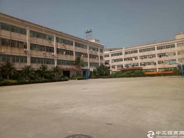 龙华区新出独院厂房8000平方 ,空地超大