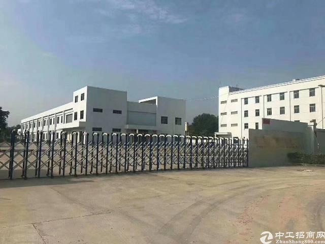 东城新出独院厂房 厂房三层约为5000方 宿舍四层约1800
