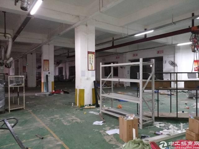 深圳沙井沙一工业区新出带装修1000厂房出租