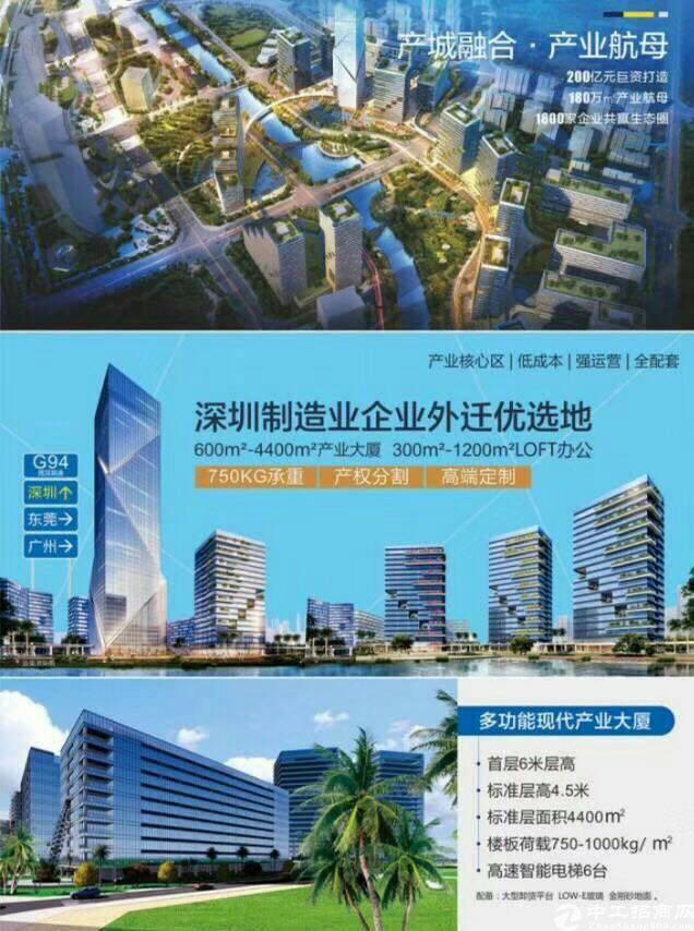 东莞厂房出售国有50年 首付5成 可按揭10年