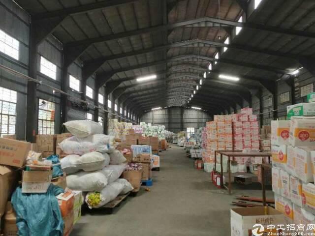 龙华新出一楼钢结构厂房2000平方招租30元