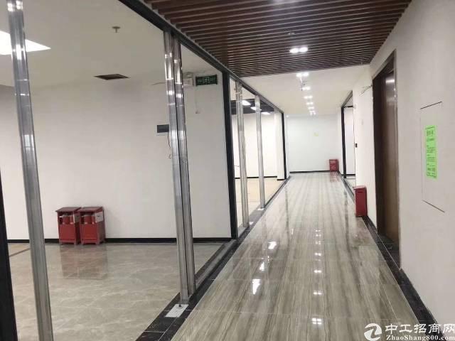 福永50-80-200平方精装写字楼出租