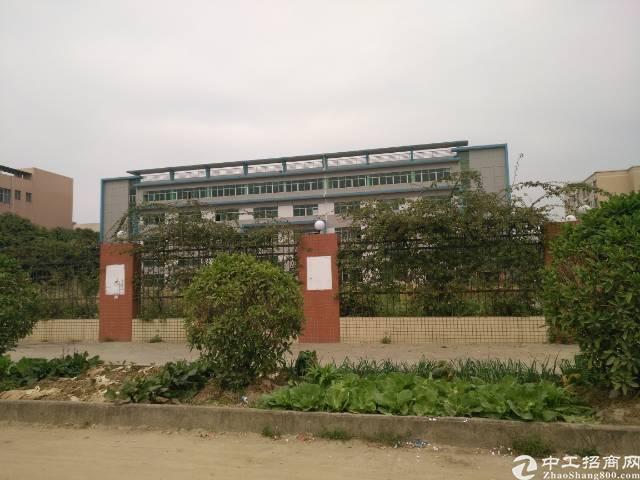 10元每平高埗镇独院标准厂房1-4层6000平