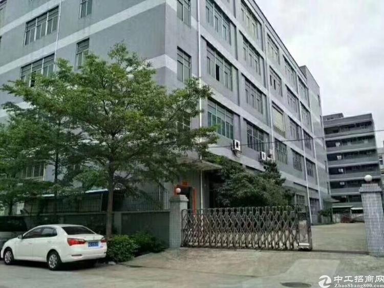 福永新桥11500平方独门独院