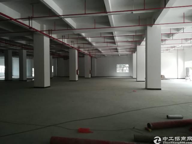 长安镇乌沙新建厂房带消防